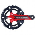 ROAD CARBON 10-SPEED BB30 CRANKSET - DRIVELINE INTEGRA