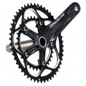 ROAD 10-SPEED DOUBLE CRANKSET - DRIVELINE CK-OS-CR2