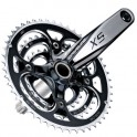 MTB 9-SPEED TRIPLE CRANKSET - DRIVELINE X5