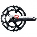 ROAD 11-SPEED ALLOY GXP CRANKSET - DRIVELINE AIR FORCE
